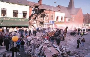 Shankill Road bombing  1993