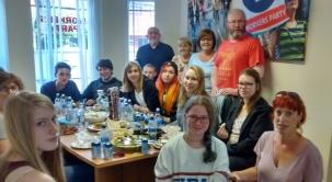 German student meeting 260717