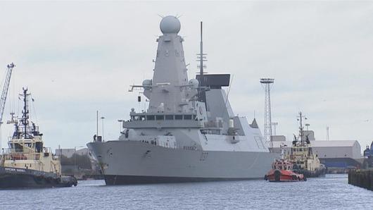 NATO flotilla