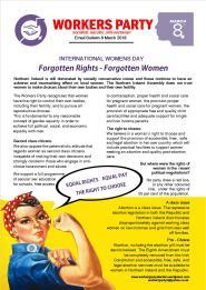 Forgotten Rights Forgotten Women